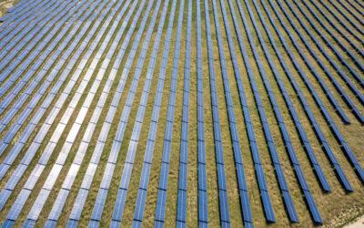 La fotovoltaica cubrió más del 6% del mix en el primer semestre en España