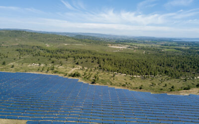 Renewables cover a third of the electricity mix in the second quarter in France