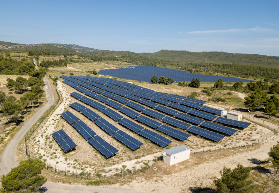 Solar Park France